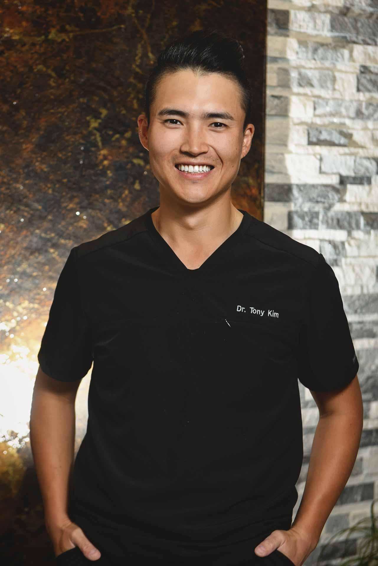 Dr. Tony Kim | NE Calgary Dentist | Pathways Dental Clinic