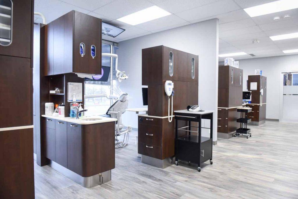 Pathways Dental Clinic Hallway | NE Calgary Dentists | Pathways Dental Clinic
