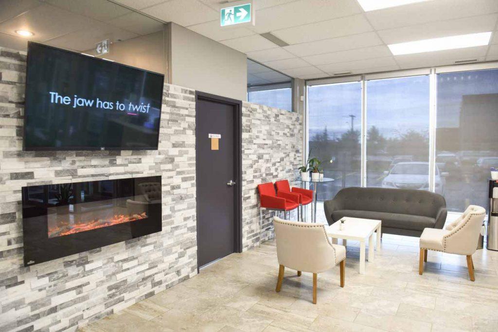 Waiting Area | NE Calgary Dentists | Pathways Dental Clinic