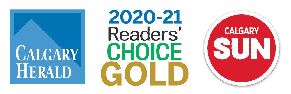 Pathways Dental Readers Choice Gold Award 2020/2021 | Calgary Dentist , NE Calgary Dentist , Dentist in Calgary , Affordable Dentist Calgary
