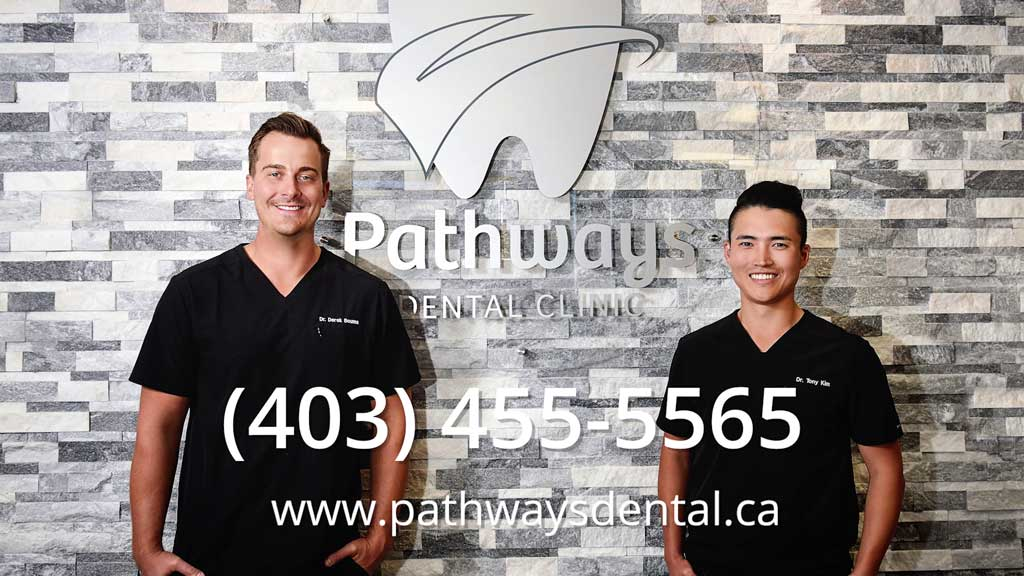 Thank You From Dr. Tony Kim and Dr. Derek Bouma